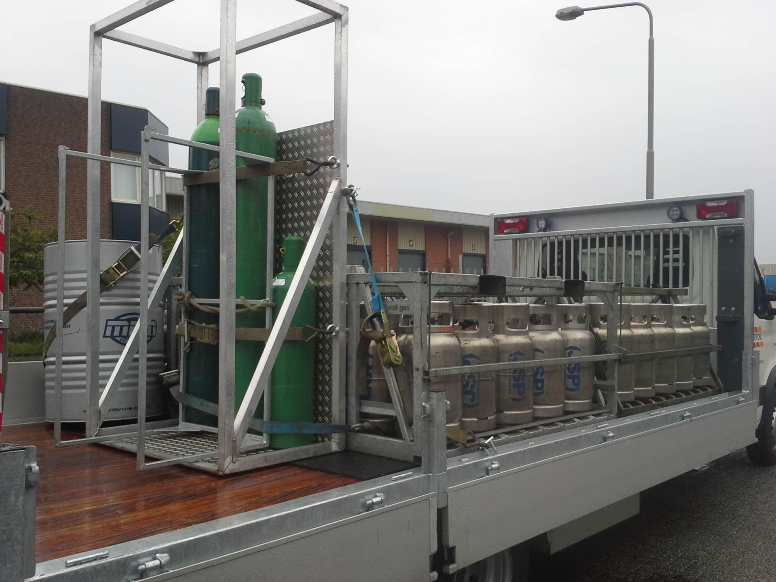 Gasfles levering Genemuiden
