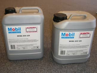 mobil-olie