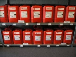 Total olie bestellen per jerrycan