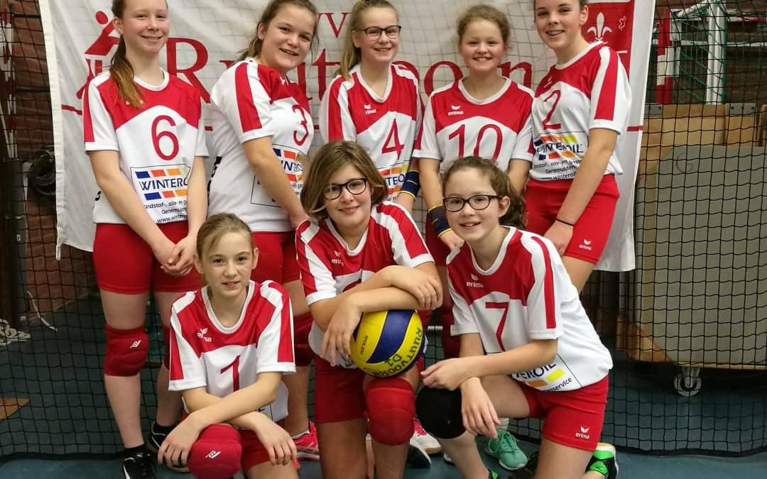 Sponsoring volleybalvereniging Ruutvoorn Genemuiden